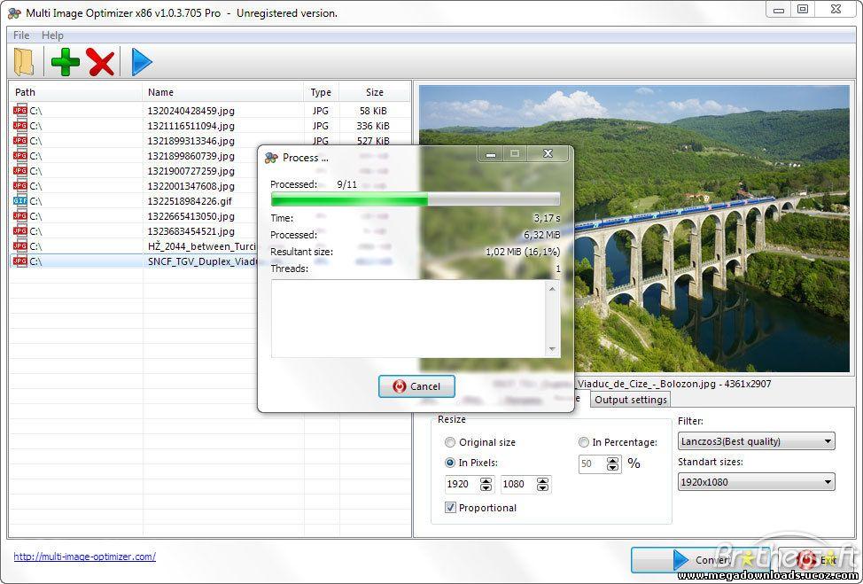 Otimizador de Imagens - Image Optimizer