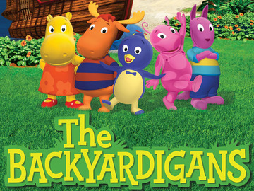 Baixar serie The Backyardigans - Mega Downloads