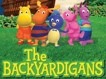 Baixar serie The Backyardigans